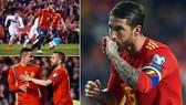 Tây Ban Nha - Na Uy 2-1: Rodrigo mở tỷ số, Ramos sút phạt panenka, HLV Luis Enrique giành 3 điểm