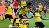 Dortmund - Wolfsburg 2-0: Paco Alcacer xuất thần 4 phút bù giờ,