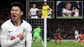 Tottenham - Man City 1-0: Aguero hỏng pen, ngôi sao Son Heung Min lại tỏa sáng