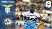 Lazio - Udinese 2-0: Caicedo lập công, Sandro phản lưới nhà