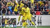 Nantes - PSG 3-2: Diego Carlos, Majeed Waris ghìm chân HLV Tuchel vô địch sớm