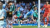 Man City - Tottenham 1-0: Bernardo Silva chuyền, Phil Foden ghi bàn, Pep Guardiola giành ngôi đầu