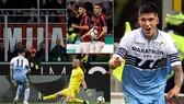 AC Milan - Lazio 0-1: Joaquin Correa hạ thủ thành Reina giành vé chung kết Coppa Italia