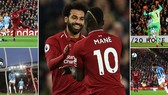 Liverpool - Huddersfield 5-0: Keita, Mane, Salah vui dập đối thủ, HLV Jurgen Klopp soán ngôi Pep
