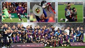 Barcelona - Levante 1-0: Suarez, Coutinho tịt ngòi, Lionel Messi tỏa sáng, Barca đăng quang La Liga