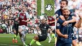 Burnley - Man City 0-1: Sergio Aguero ghi bàn, HLV Pep Guardiola đòi lại ngôi đầu từ Liverpool