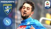 Frosinone - Napoli 0-2: Dries Mertens, Amin Younes đẩy Frosinone về gần Serie B