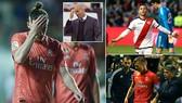 Vallecano - Real Madrid 1-0: Embarba hạ Courtois trên chấm 11m, HLV Zidane tan giấc mộng á quân