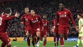 Liverpool - Barcelona 4-0 (4-3): Vidal xuất thần, Origi, Wijnaldum hẹn Jurgen Klopp tại Madrid