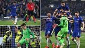 Chelsea - Frankfurt 1-1 (2-2, pen 4-3): Loftus-Cheek ghi bàn, Kepa giành vé cho HLV Maurizio Sarri