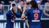 Angers - PSG 1-2: Song tấu Neymar, Di Maria thi tài, Marquinhos nhận thẻ đỏ