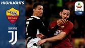 "AS Roma - Juventus 2-0: Ronaldo ""tịt ngòi"", Florenzi, Dzeko tỏa sáng"