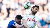 Tottenham - Everton 2-2: Eric Dier, Eriksen lập công, Walcott, Tosun níu chân HLV Pochettino