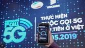 Viettel thực hiện cuộc gọi 5G ở Việt Nam