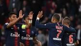 PSG - Dijon 4-0: Di Maria, Cavani, Mbappe dễ dàng đè bẹp đối thủ