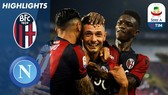 Bologna - Napoli 3-2: Santander, Dzemaili hạ gục Á quân Serie A