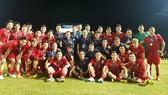 Việt Nam - Curacao 1-1 (luân lưu 4-5): Đức Huy xuất thần, Công Phượng hỏng luân lưu