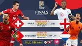 UEFA Nations League, ngôi vương của gọi tên ai?