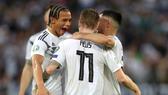 Đức - Estonia 8-0: Reus, Gnabry, Goretzka, Gundogan, Werner, Sane giành ngôi đầu bảng C