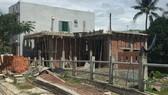 Vụ cán bộ ngang nhiên xây nhà trái phép ở Đà Nẵng: Bà Hiền đã tháo dỡ công trình