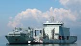 Đội tàu Hải quân Hoàng gia Canada thăm Đà Nẵng