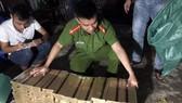 Thu giữ 6.500 gói thuốc lá không rõ nguồn gốc