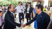 Thủ tướng Chính phủ Nguyễn Xuân Phúc tham dự Diễn đàn Thanh niên khởi nghiệp 2018