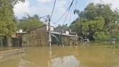 Hồ Phú Ninh tiếp tục xả nước