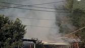 Cháy quầy tạp hóa ở Cù Lao Chàm, bé gái 3 tuổi tử vong
