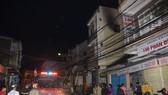 Quảng Nam: Cháy cửa hiệu buôn bán công cụ đánh cá