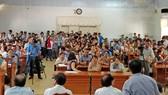 Chủ tịch UBND tỉnh Quảng Nam đối thoại với dân về đất dự án