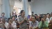 Quảng Nam: Tìm hướng giải quyết đảm bảo quyền lợi người dân mua đất dự án