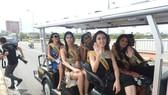 Miss Grand International 2017: Người đẹp yêu kiều soi nhan sắc bên dòng Nhật Lệ