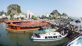 Tỉnh Quảng Ninh dẫn đầu bảng xếp hạng PCI 2017. Ảnh: baoquangninh  
