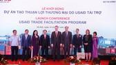 Hoa Kỳ giúp Việt Nam tạo thuận lợi trong thương mại