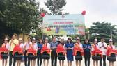 Khánh thành khu vui chơi trẻ em tại xã Phan, huyện Dương Minh Châu