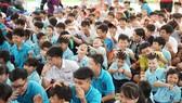 Ngày hội vui chơi hè dành cho trẻ em các mái ấm