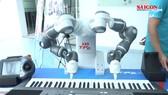 Robot thông minh: Nâng tầm trí tuệ Việt