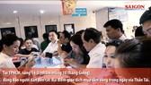 Sắm vàng lấy may trong ngày vía Thần Tài tại TPHCM