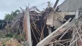 Sập giàn giáo ở đảo Phú Quốc 5 người thương vong