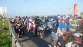 ĐBSCL: Người dân tấp nập trở lại TPHCM làm việc sau Tết