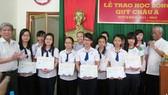 Trao học bổng cho 67 nữ sinh có hoàn cảnh khó khăn tại Cần Thơ