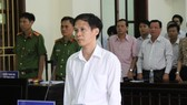 Bị cáo KIển tại phiên tòa