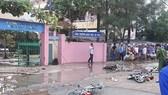 Đứt dây điện cao thế, 2 học sinh tử vong, 4 học sinh bị thương nặng