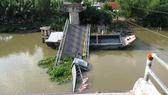 Khẩn trương khắc phục sự cố sập cầu Tân Nghĩa ở Đồng Tháp