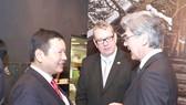 FPT kết nối nhiều đối tác tại WEF