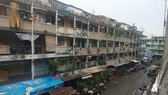 Giao quyền UBND quận xây, sửa chung cư cũ