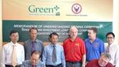Green+ hợp tác Hội đồng Sâm Wisconsin Hoa Kỳ