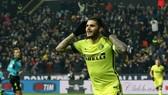 Đại thắng 4-0, Inter xây chắc ngôi đầu