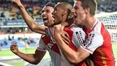 Monaco thắng Montpellier ở phút 95